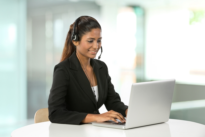 Real-time customer service can come in many forms, including online chat.